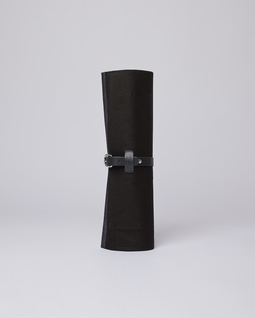 Sandqvist - Knife Roll - Black - SKERIOL 2