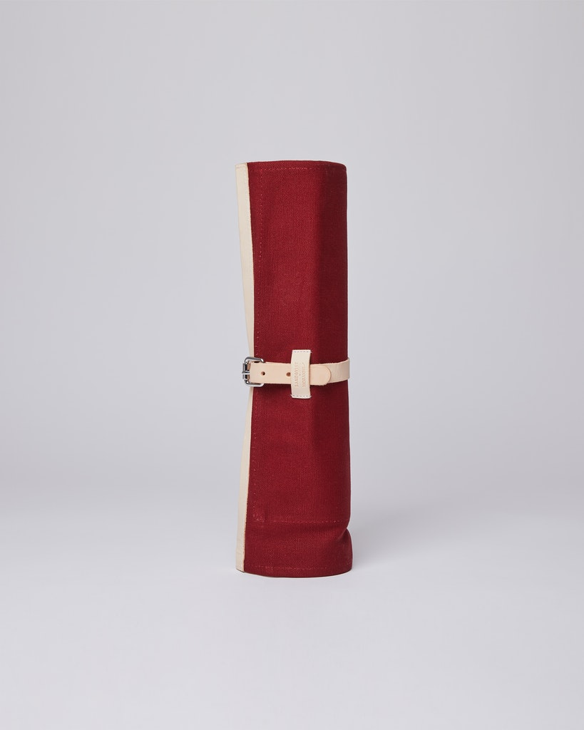 Sandqvist - Knife Roll - Red - SKERIOL 2