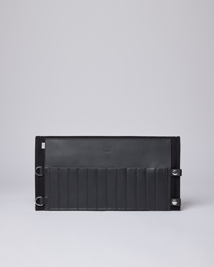 Sandqvist - Knife Roll - Black - OGSKER