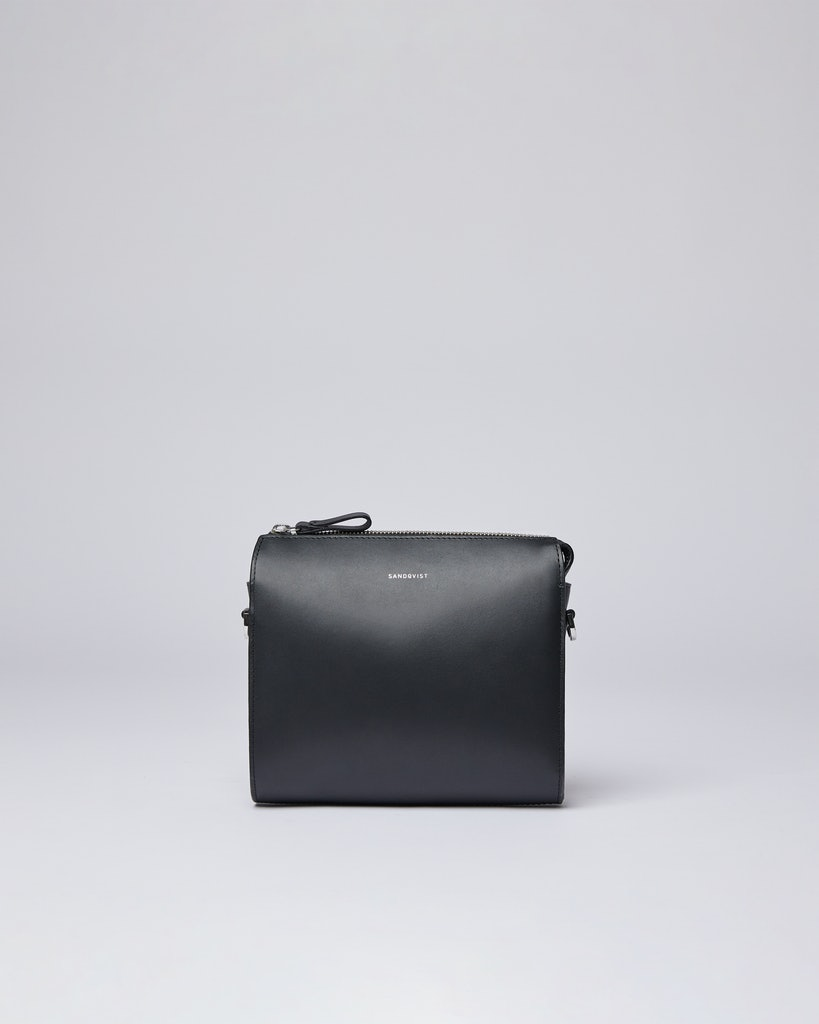 Sandqvist - Shoulder Bag - Black - FRANCES