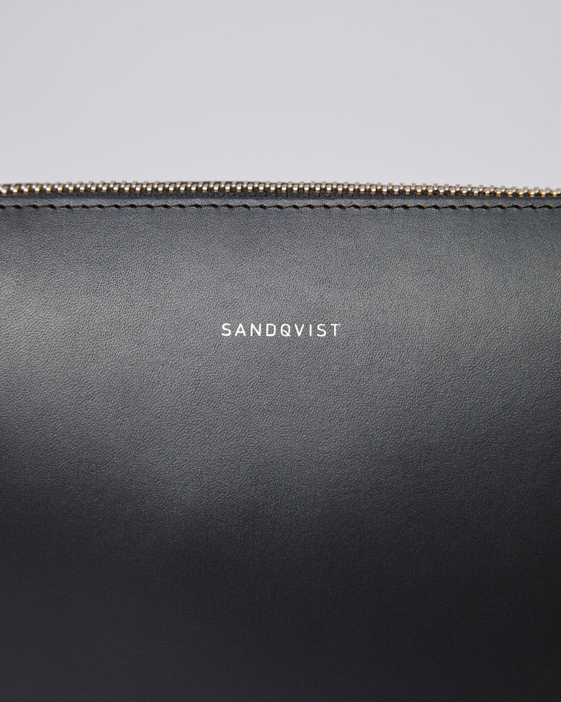 Sandqvist - Shoulder Bag - Black - FRANCES 1