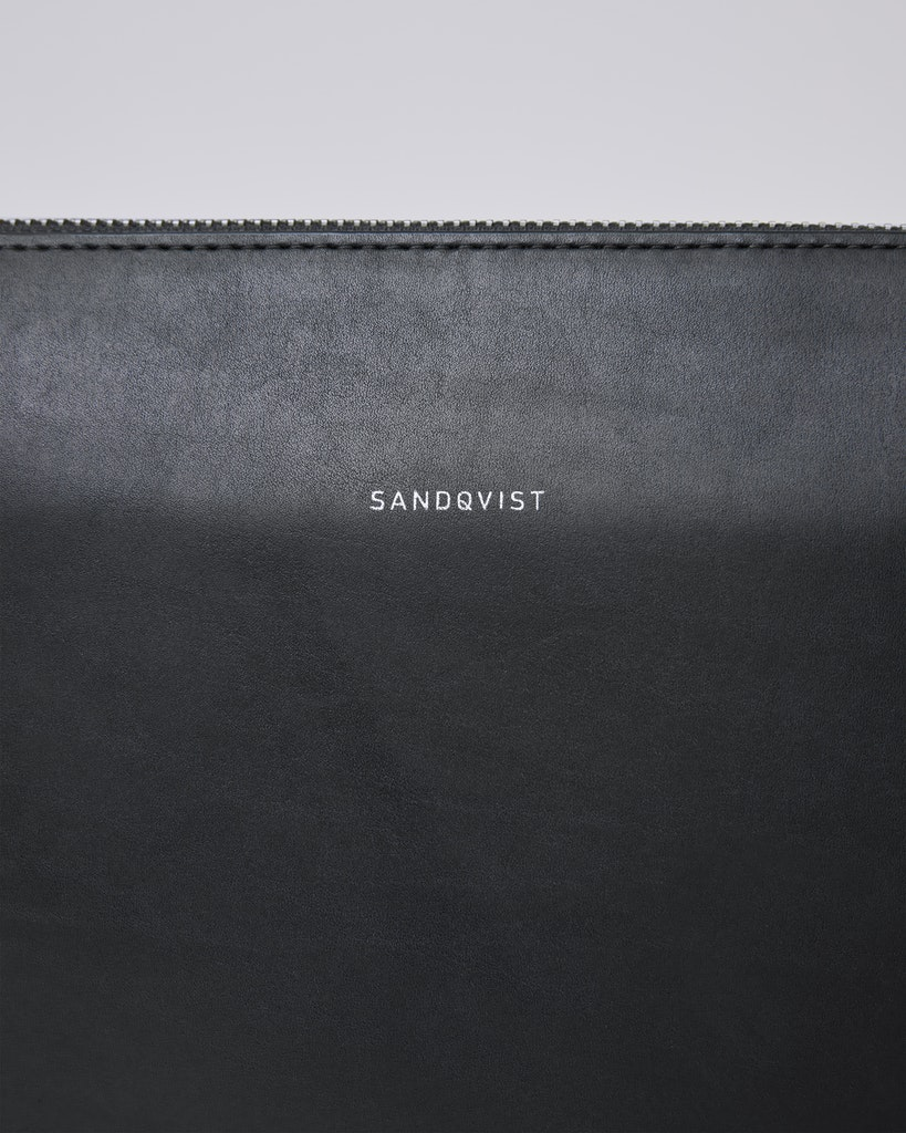 Sandqvist - Shoulder Bag - Black - FRANKA 1