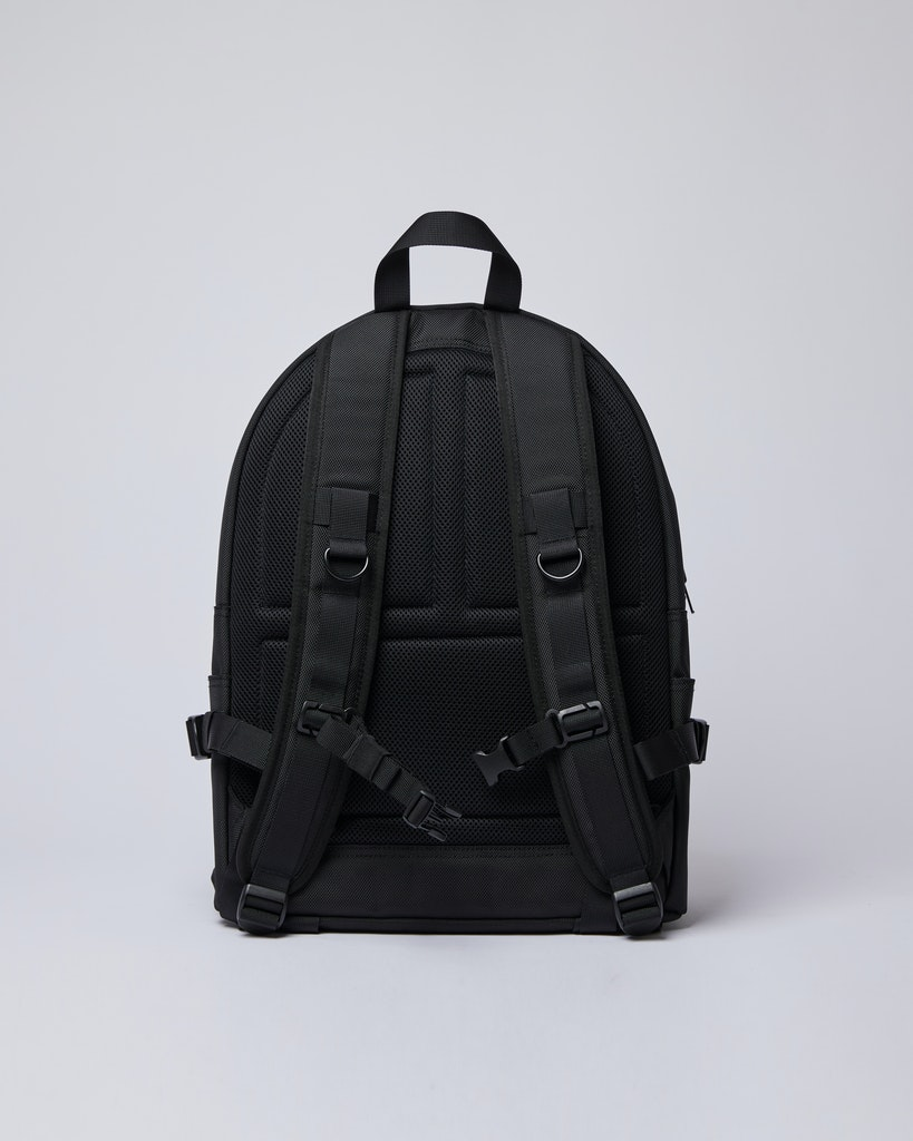 Sandqvist - Backpack - Black - ELTON 3