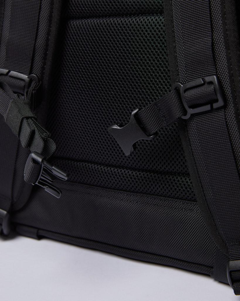 Sandqvist - Backpack - Black - ELTON 4