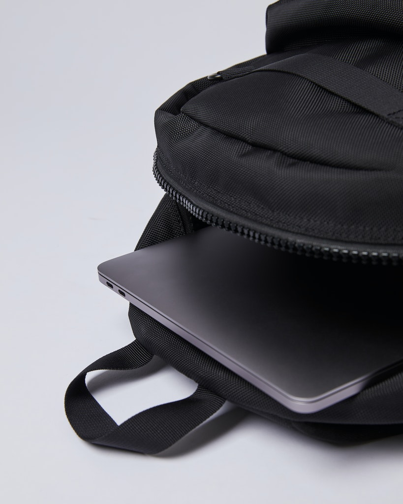 Sandqvist - Backpack - Black - ELTON 5
