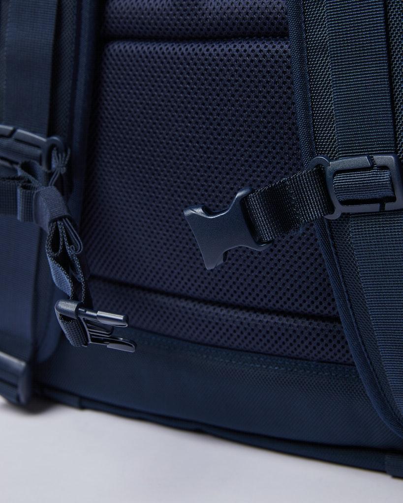 Sandqvist - Backpack - Navy - ELTON 3