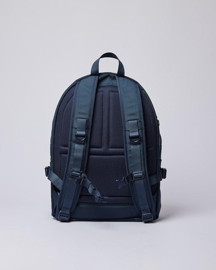 Sandqvist - Backpack - Navy - ELTON 1