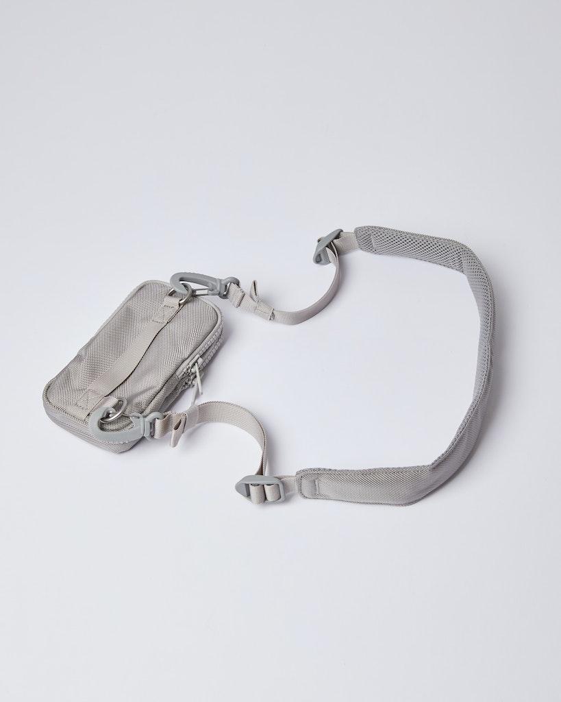 Sandqvist - Phone pouch - Grey - WILLMER 1