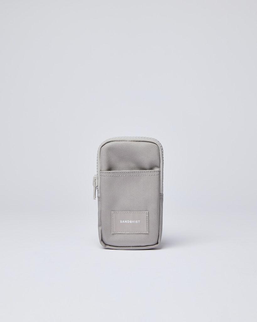 Sandqvist - Phone pouch - Grey - WILLMER