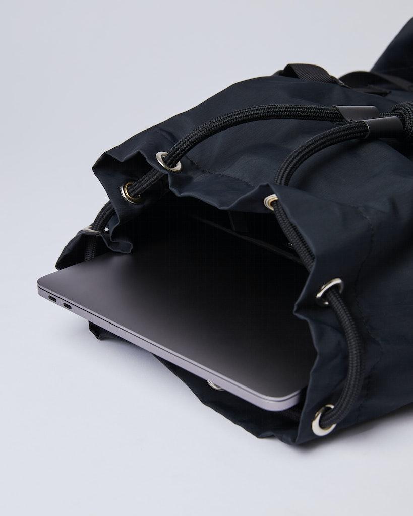 Sandqvist - Backpack - Black - CHARLIE 4