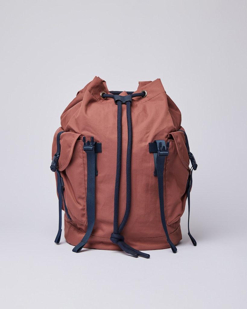 Sandqvist - Backpack - Red - CHARLIE 3