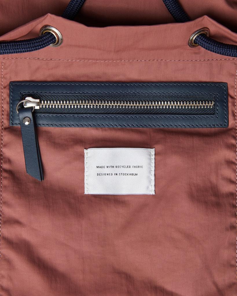 Sandqvist - Backpack - Red - CHARLIE 4