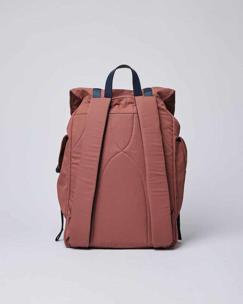 Sandqvist - Backpack - Red - CHARLIE 1
