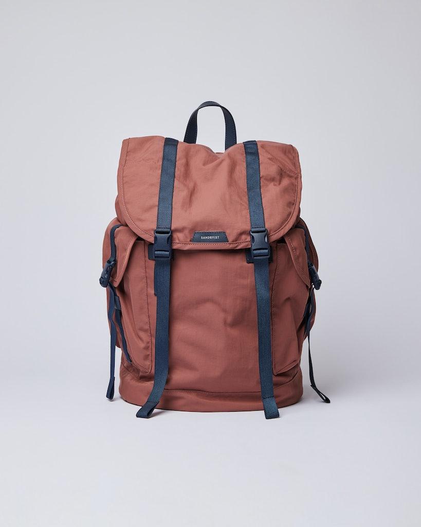 Sandqvist - Backpack - Red - CHARLIE