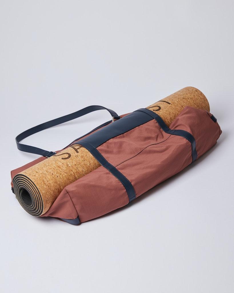 Sandqvist - Gym Bag - Red - HELLEN 6