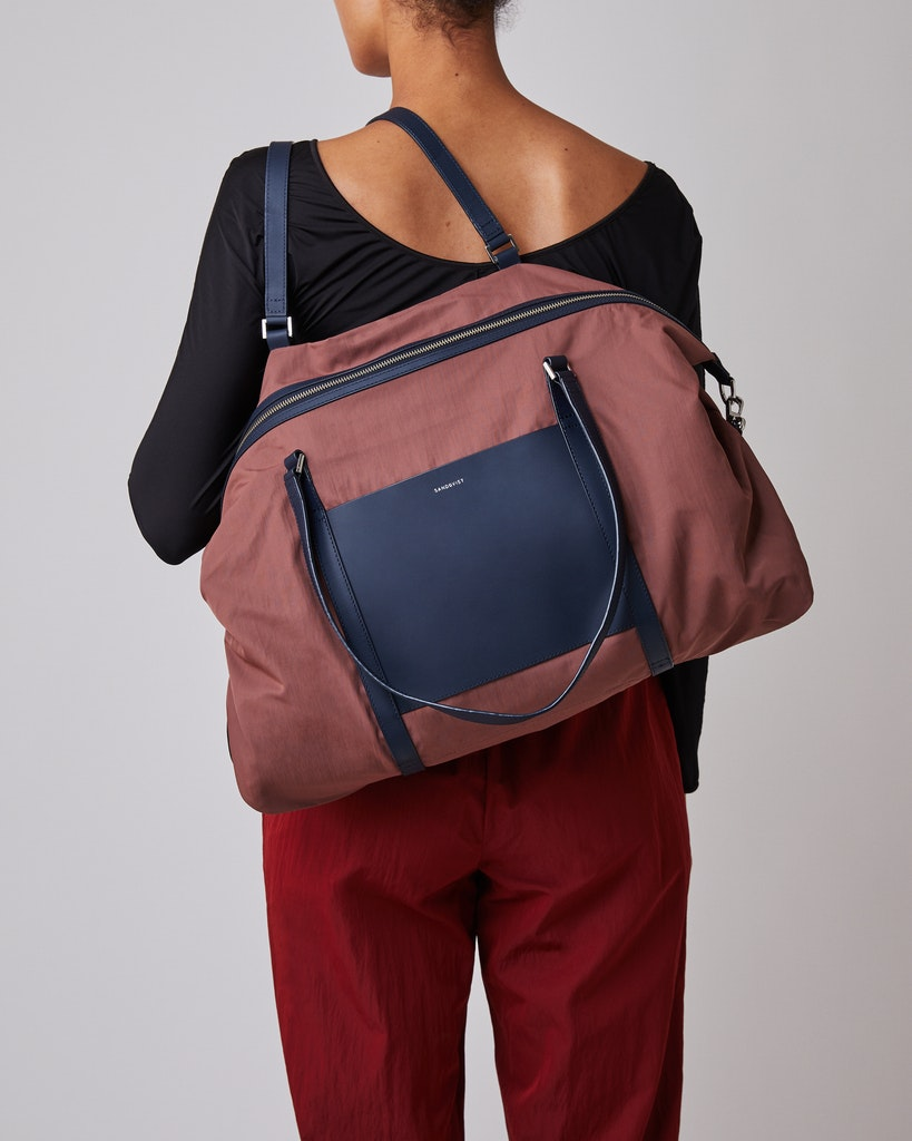 Sandqvist - Gym Bag - Red - HELLEN 6