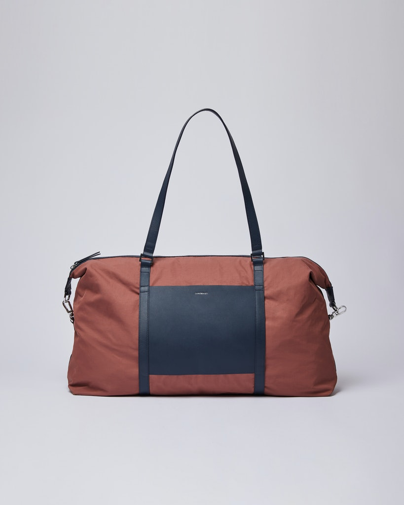 Sandqvist - Gym Bag - Red - HELLEN