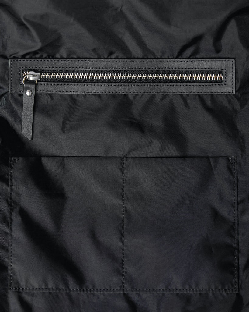 Sandqvist - Backpack - Black - SIV 6