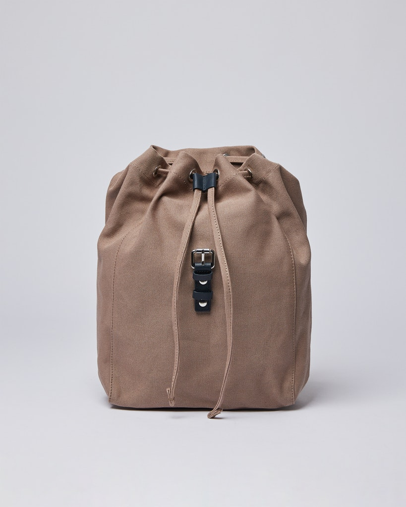 Sandqvist - Backpack - Brown and Navy - ALVA 4