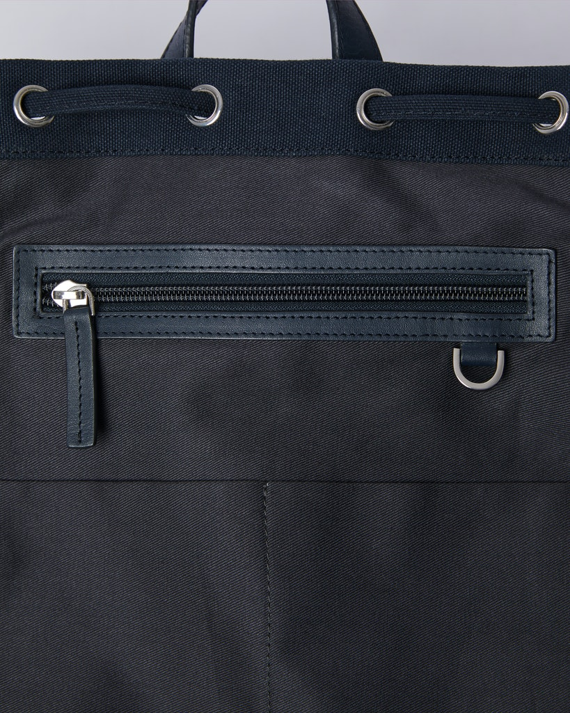 Sandqvist - Backpack - Navy - ALVA 6