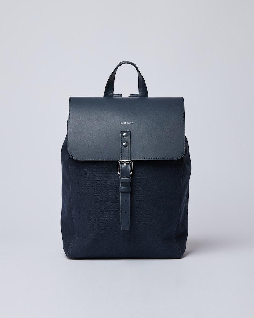 Sandqvist - Backpack - Navy - ALVA