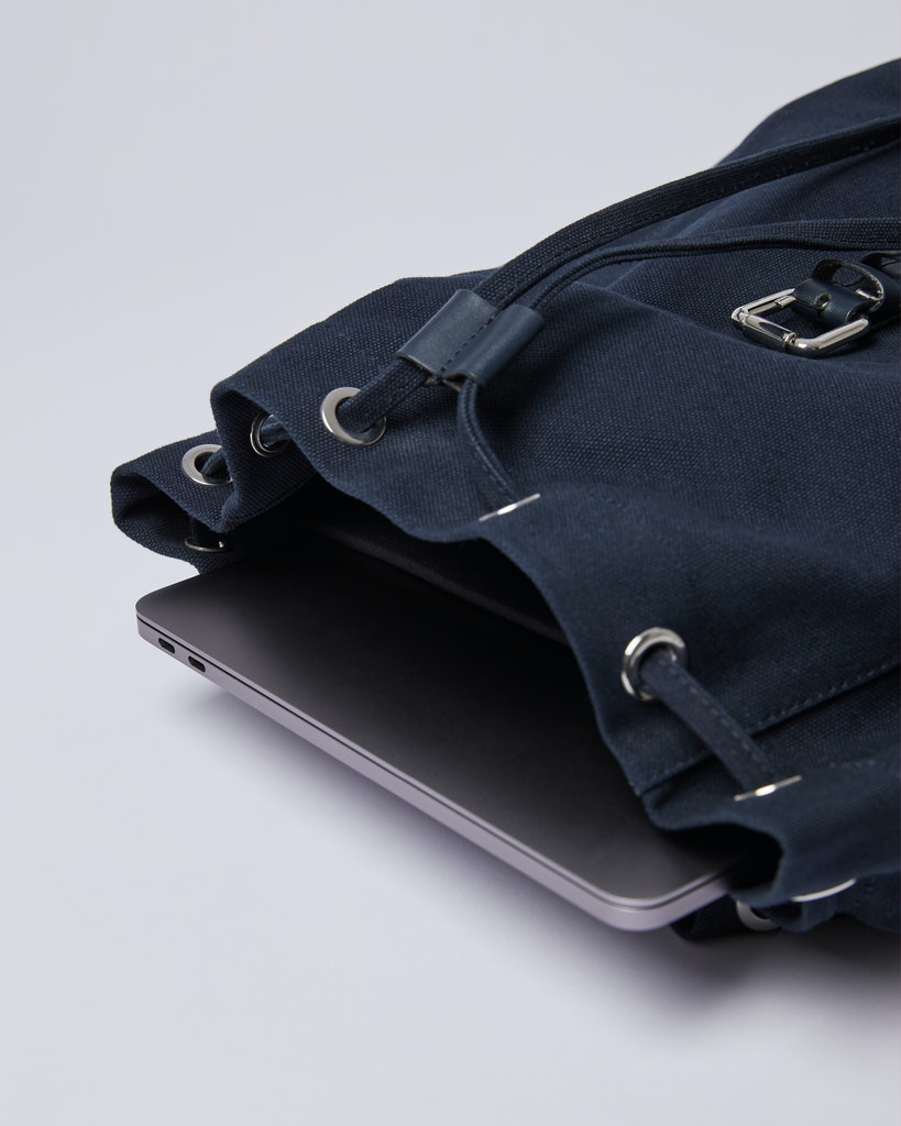 Sandqvist - Backpack - Navy - ALVA 4