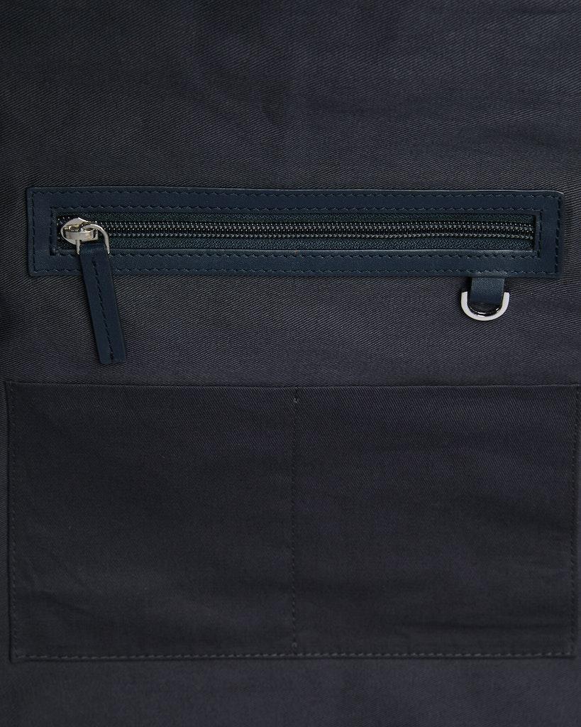Sandqvist - Backpack - Navy - HEGE 6