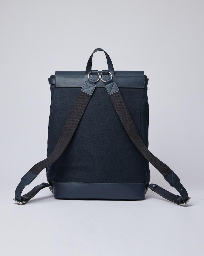 Sandqvist - Backpack - Navy - HEGE 3