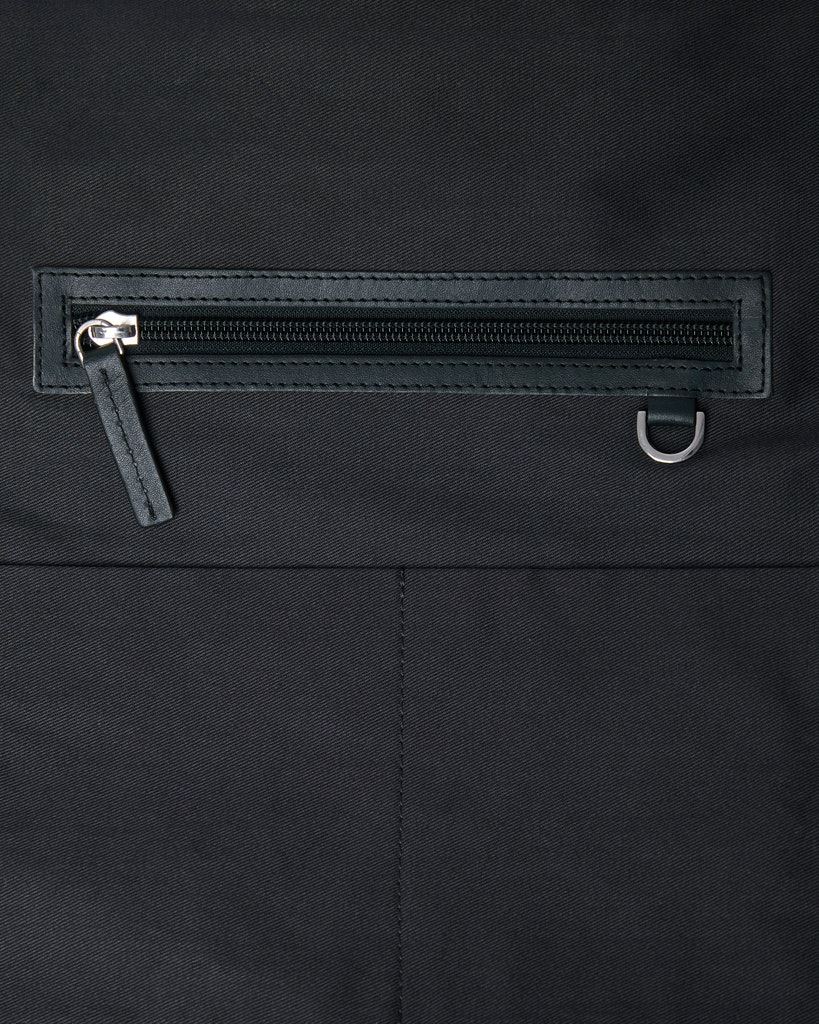 Sandqvist - Backpack - Black - HEGE METAL HOOK 4