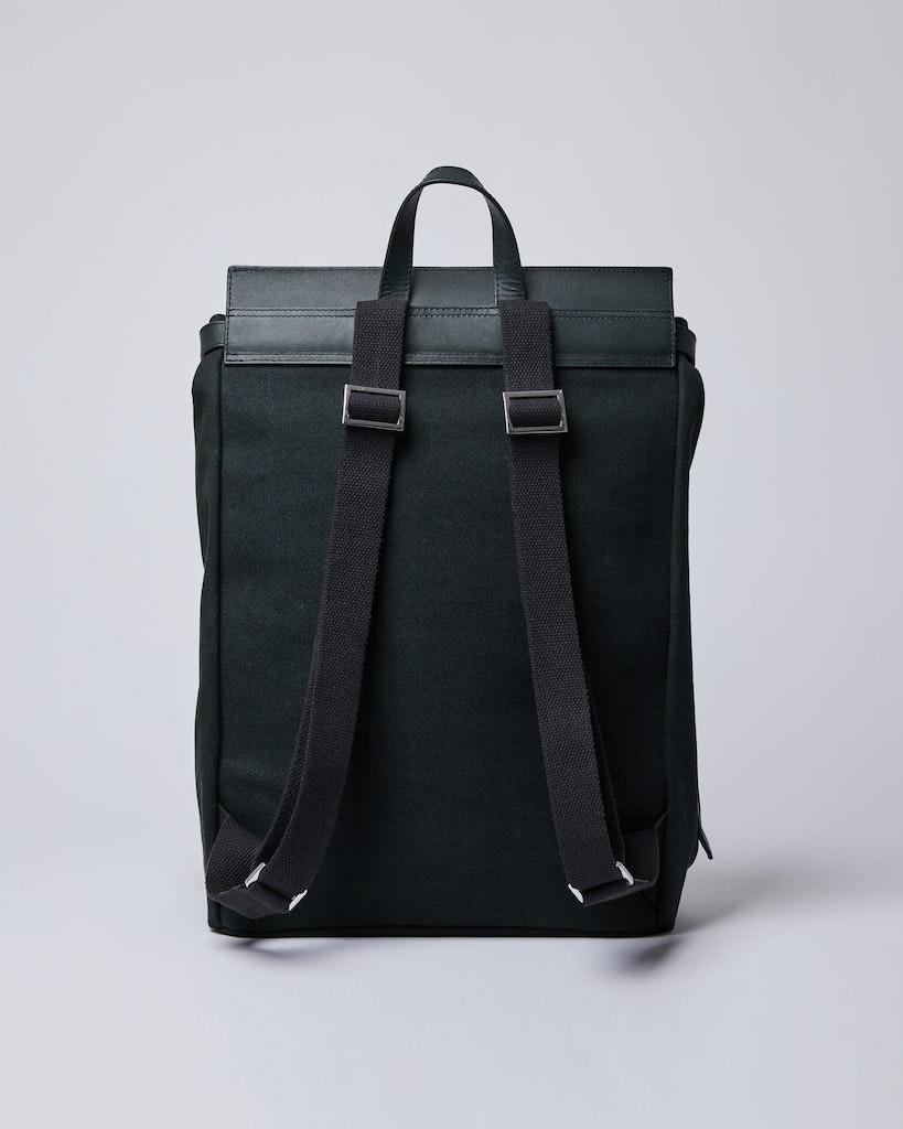 Sandqvist - Backpack - Black - HEGE METAL HOOK 3