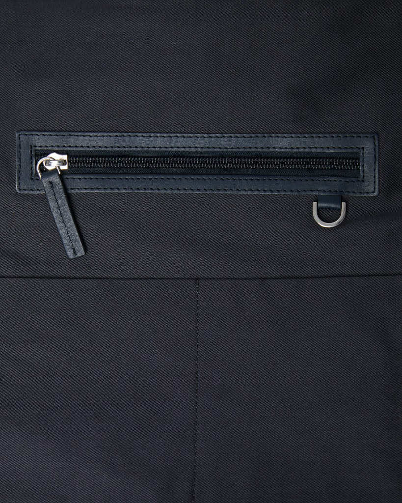 Sandqvist - Backpack - Navy - HEGE METAL HOOK 6