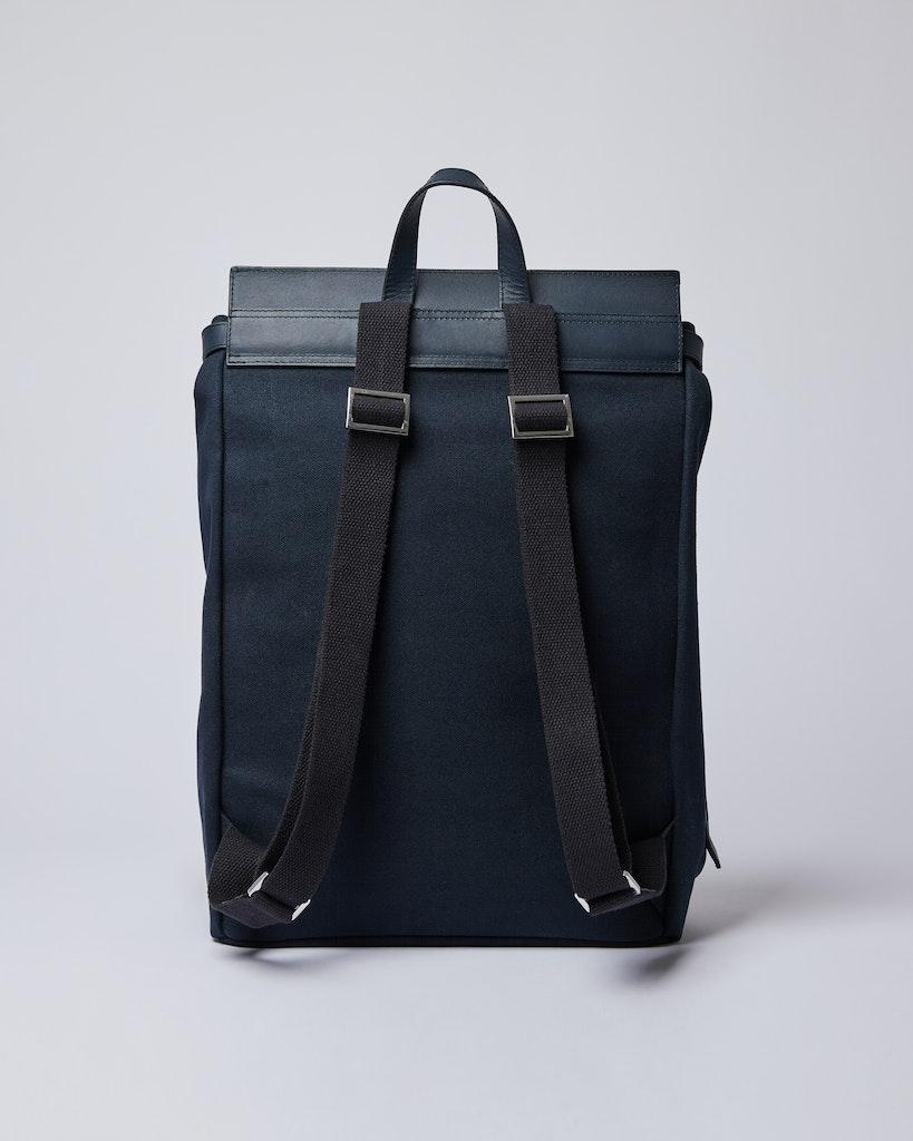 Sandqvist - Backpack - Navy - HEGE METAL HOOK 3