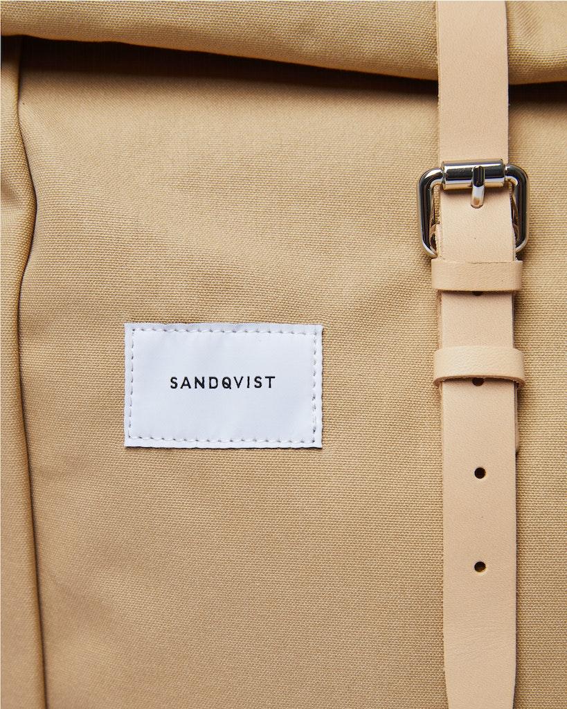 Sandqvist - Backpack - Beige - DANTE 4