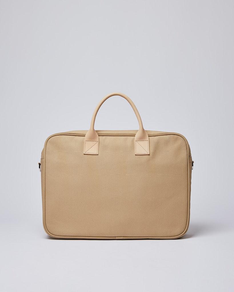 Sandqvist - Briefcase - Beige - EMIL 3