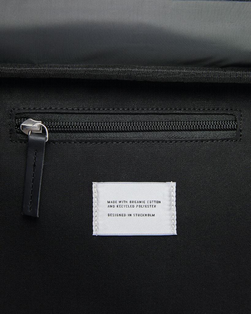 Sandqvist - Briefcase - Black - EMIL 4
