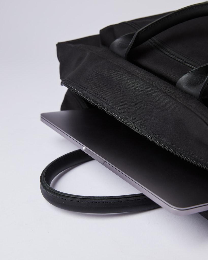 Sandqvist - Briefcase - Black - EMIL 6