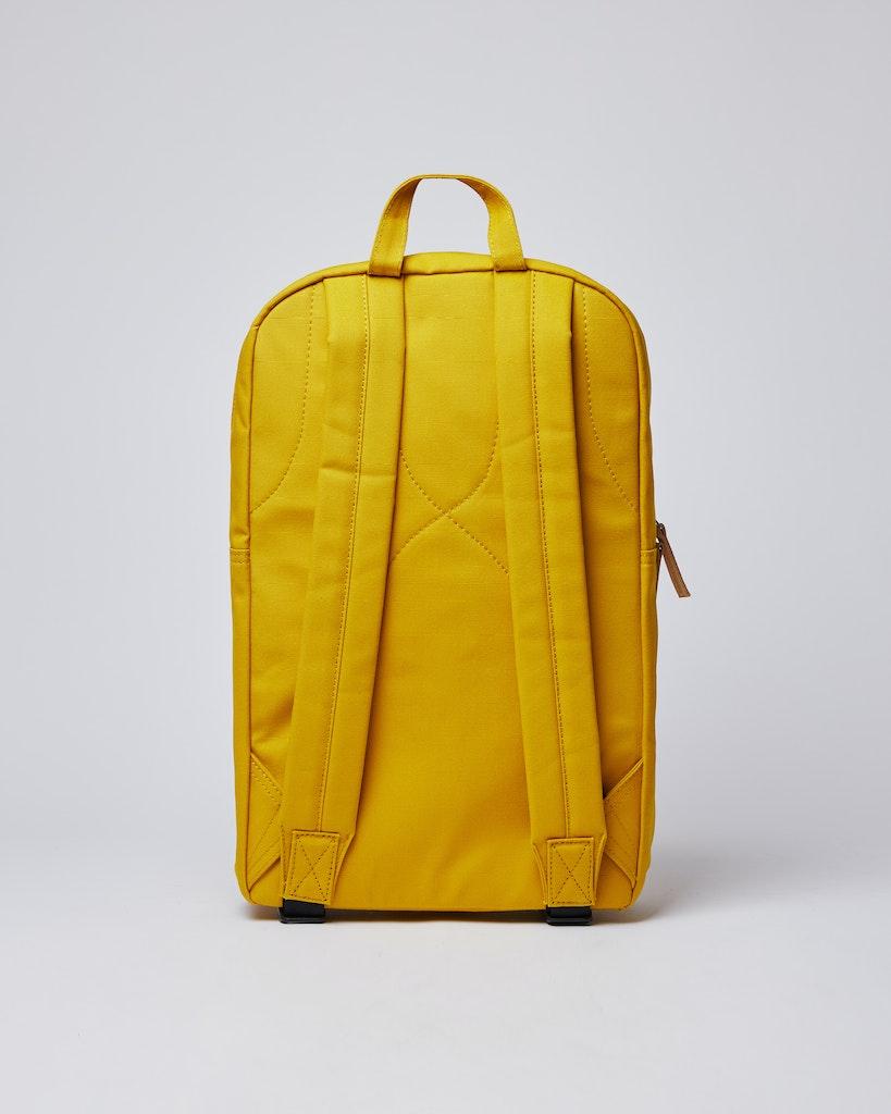 Sandqvist - Backpack - Beige and Yellow - KIM 1