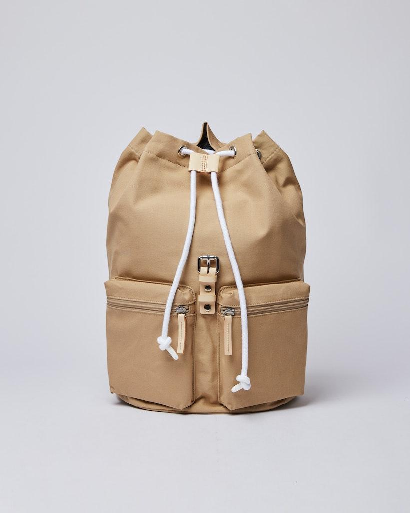 Sandqvist - Backpack - Beige - ROALD 6