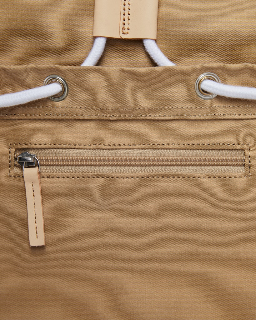 Sandqvist - Backpack - Beige - ROALD 4