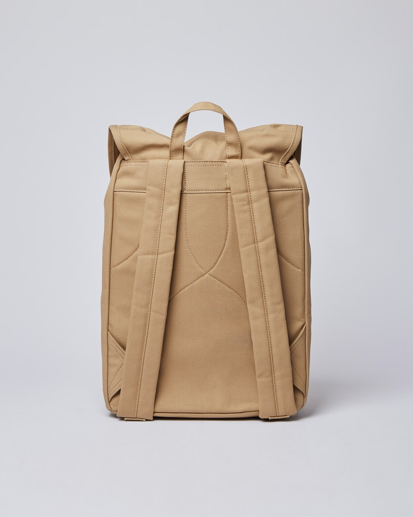 Sandqvist - Backpack - Beige - ROALD 3