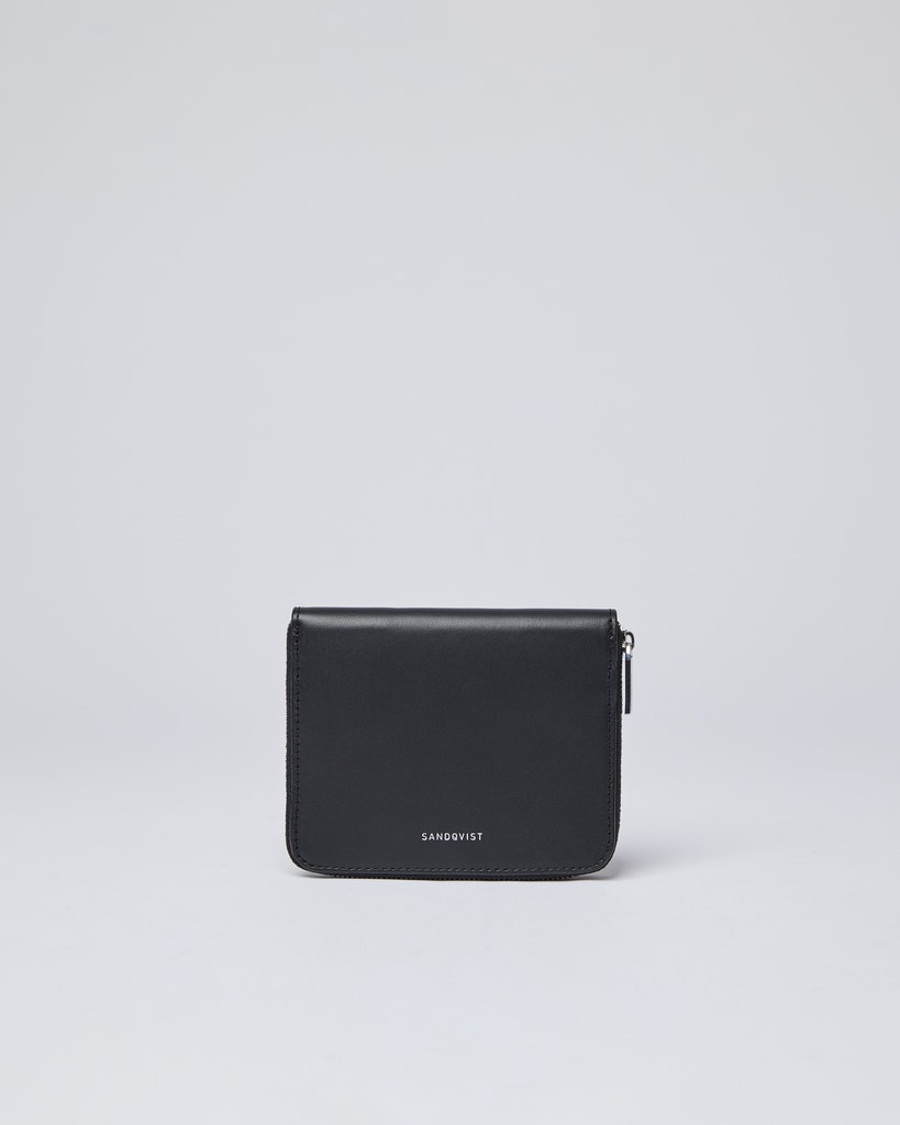 Sandqvist - Wallet - Navy and Black - AMANDA