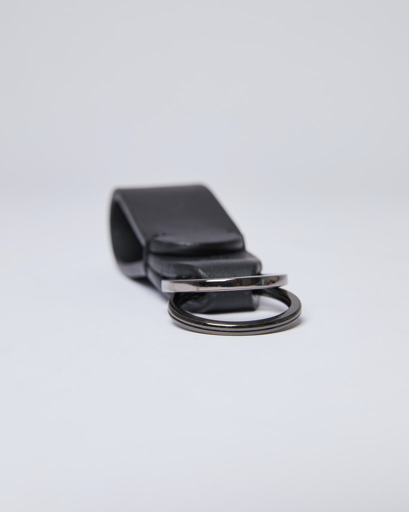 Sandqvist - Key Ring - Black - JOEL 3