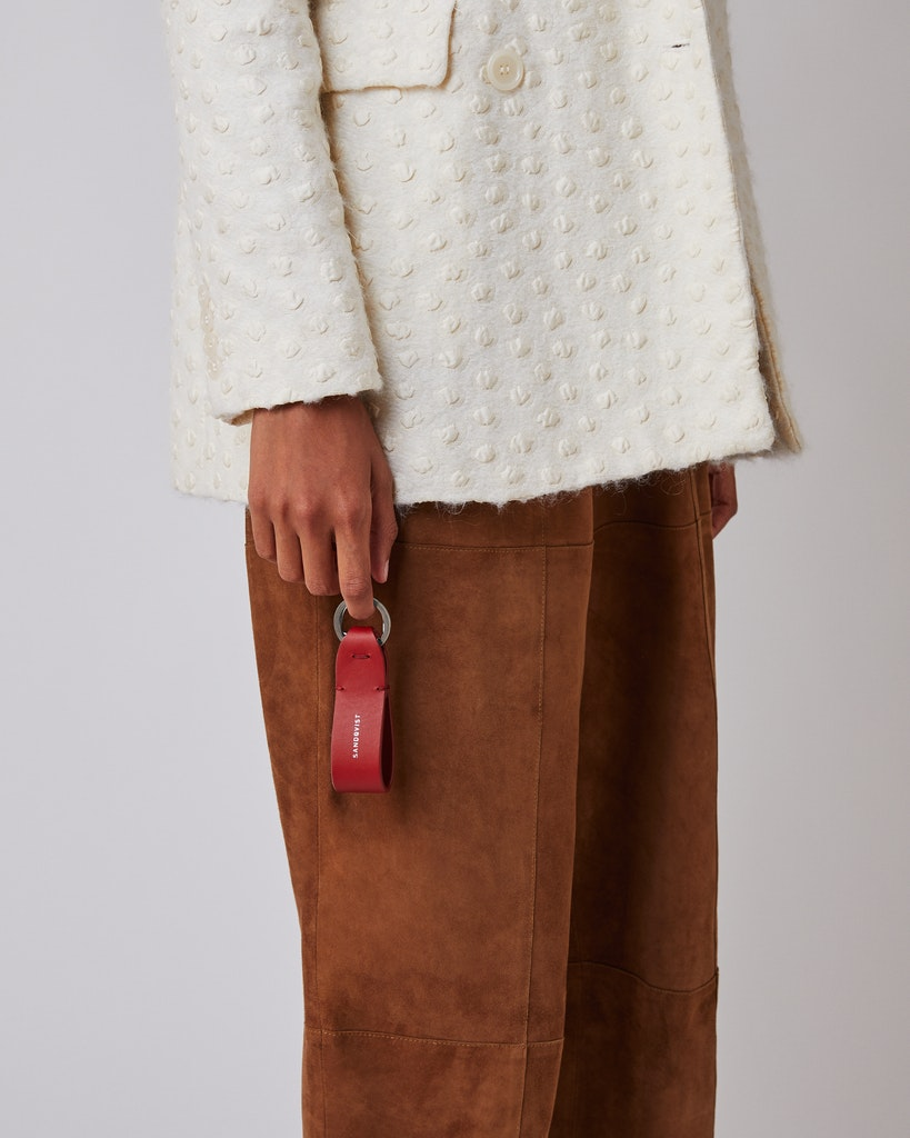 Sandqvist Joel - Exclusive key ring crafted in leather 4