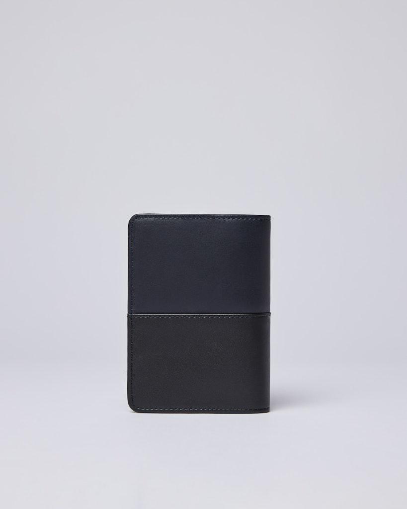 Sandqvist - Passport Sleeve - Navy Black - MALTE 3
