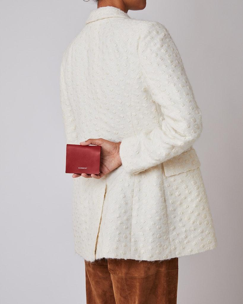 Sandqvist UMA - Exclusive leather wallet 2