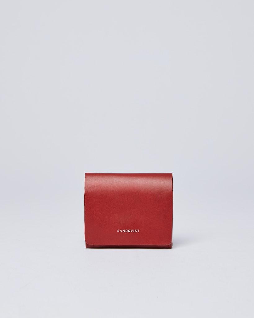 Sandqvist UMA - Exclusive leather wallet