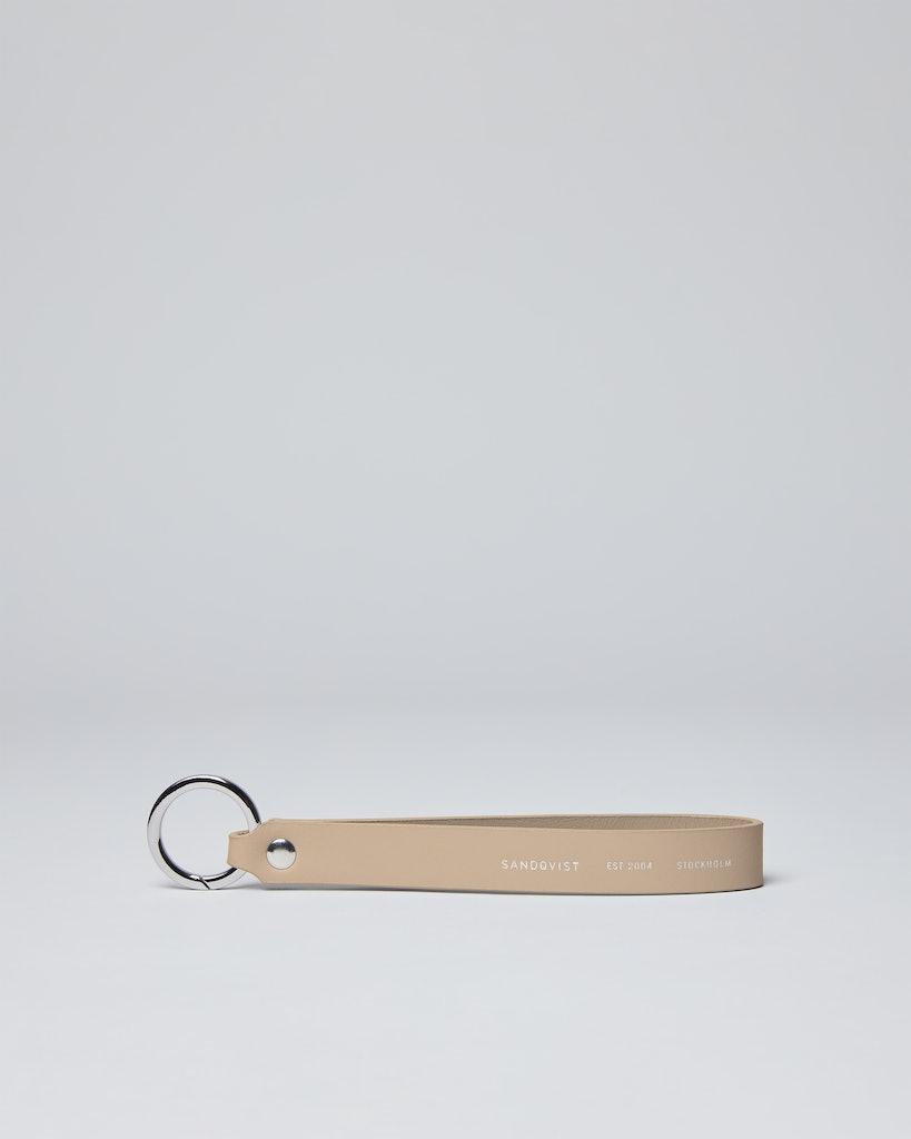 Sandqvist - Wrist Strap - Beige - WRIST STRAP