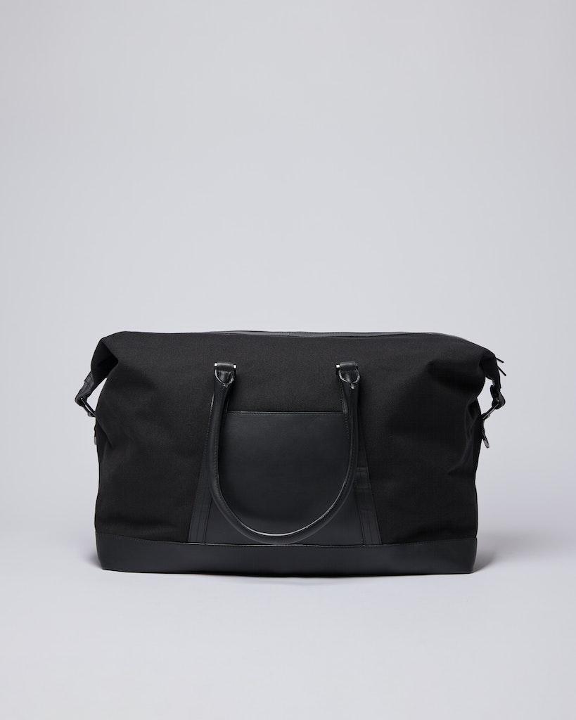 Sandqvist - Weekend Bag - Black - FRANS TWILL 2