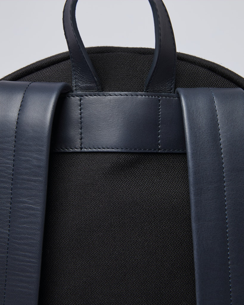 Sandqvist - Backpack - Black - INGVAR TWILL 4
