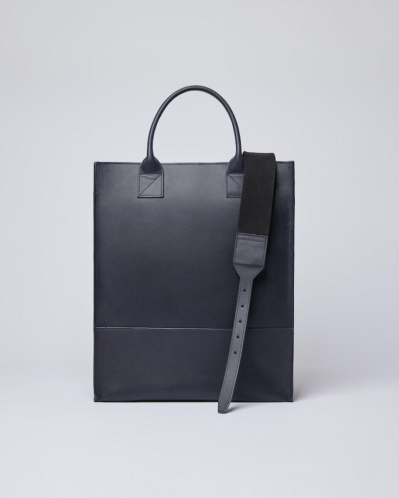 Sandqvist - Tote Bag - Navy - JEFFREY 1